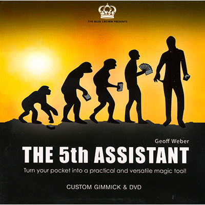 5th ASSISTANT W/GIMMICK
